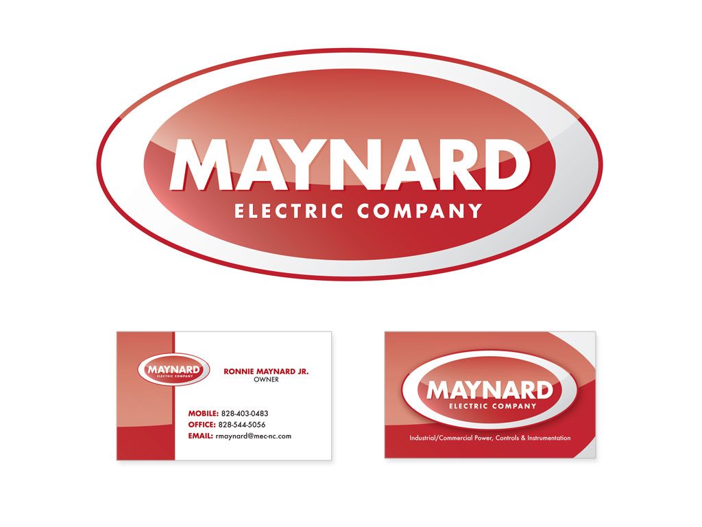 Logo design for Maynard Electric Company