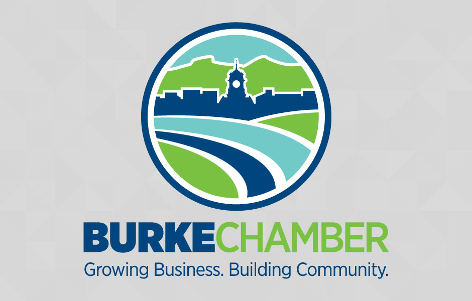 Logo Design for Burke County Chamber of Commerce