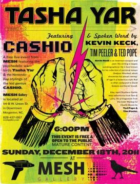 Concert Promotional Flyer