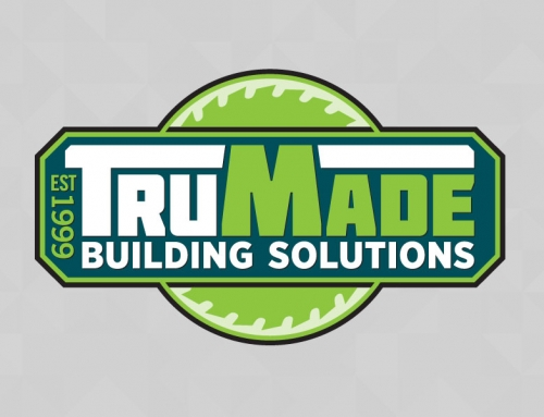 TruMade Building Solutions Logo Design