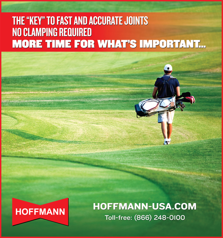 Print ad for Hoffmann Machine Company