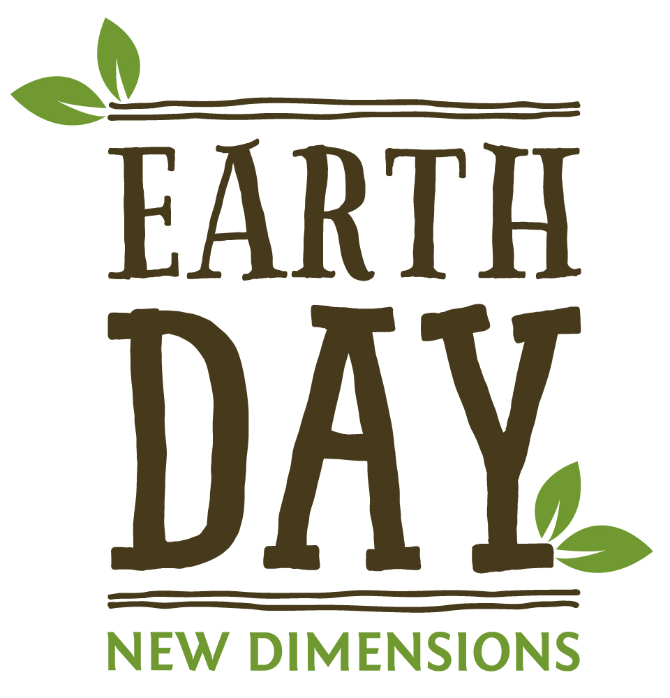 New Dimensions Earth Day Tshirt Design