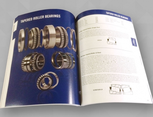 Product Catalog for American Roller Bearings