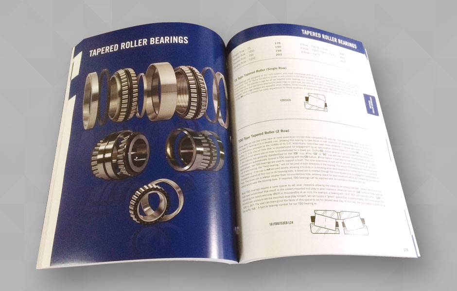 American Roller Bearing Product Catalog