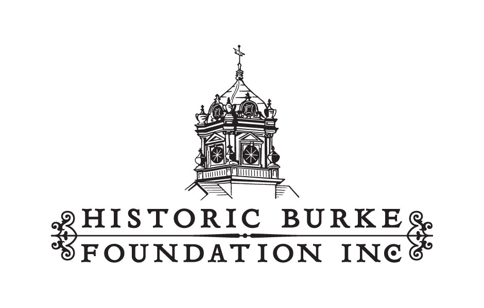 Custom Logo for Historic Burke Foundation